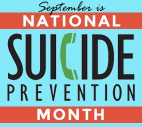 A Message on Suicide Prevention & Treatment